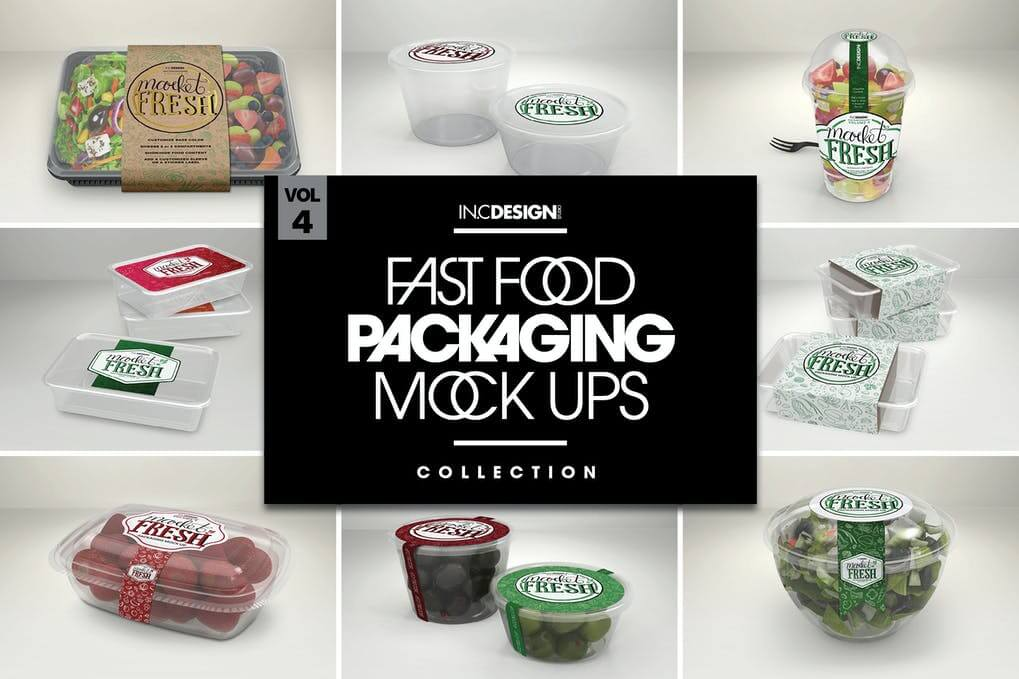 Fast Food Boxes Vol.4