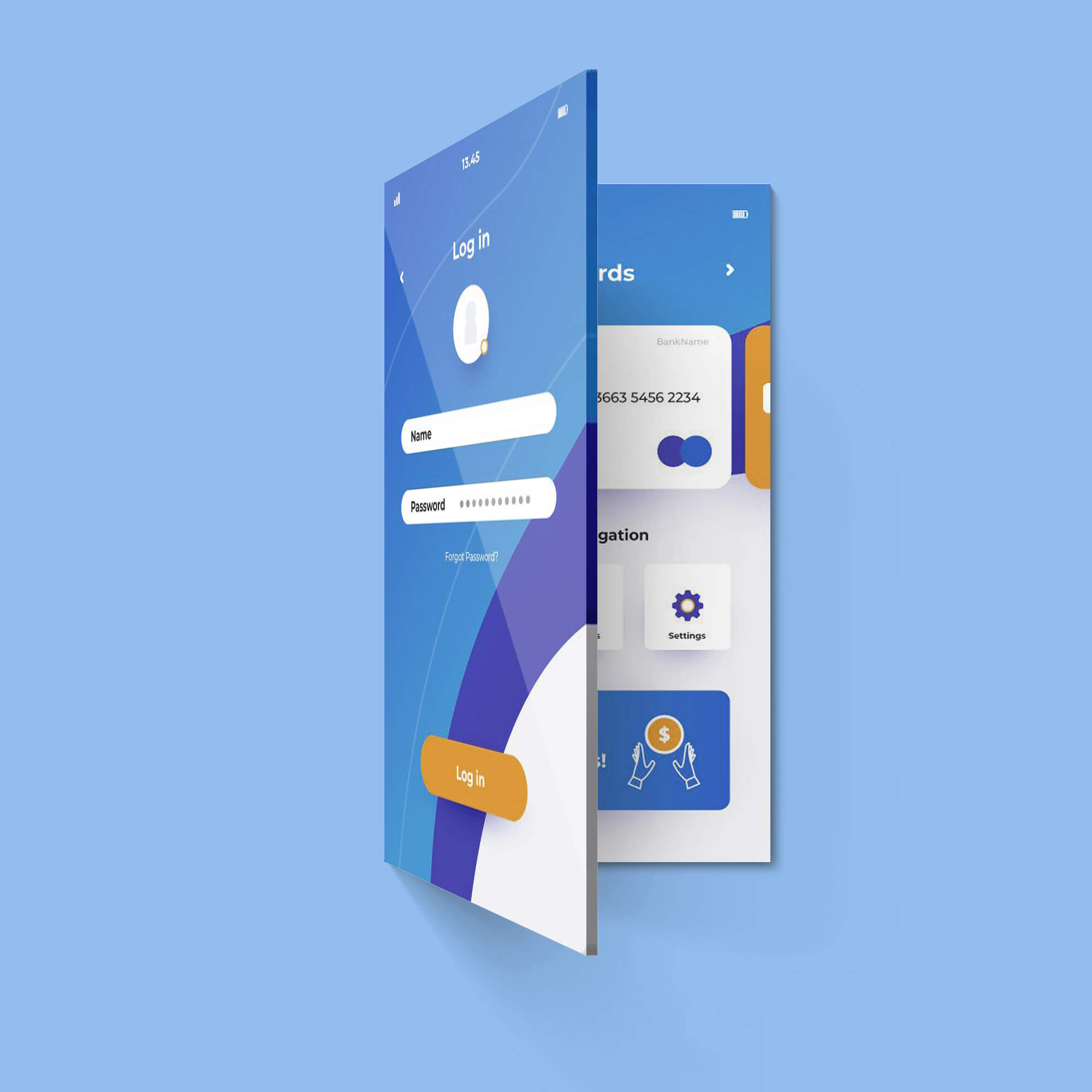 Free Android App Mockup PSD Template (1)