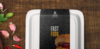 Free Fast Food Packaging Mockup PSD Template