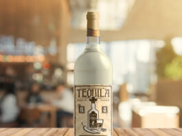 Free Tequila Bottle Mockup PSD Template (2)