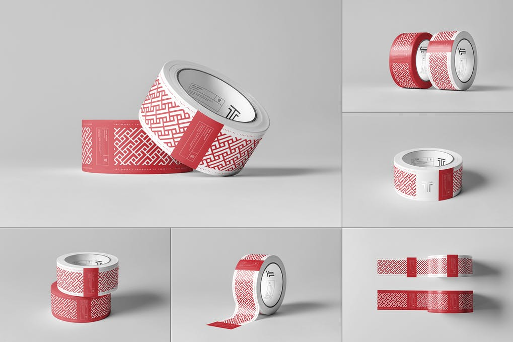 Duct Tape Mock-up (2)
