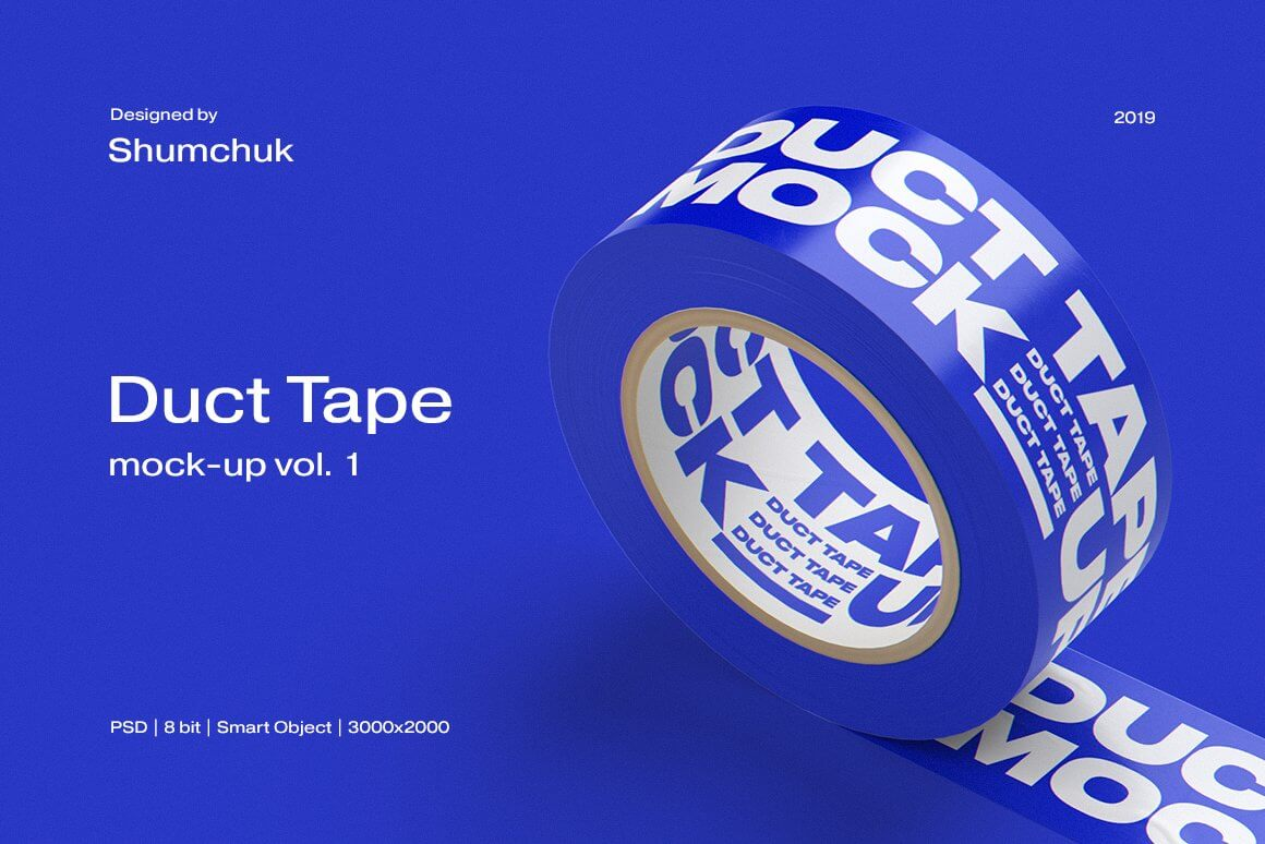 Duct-Tape Mock-up vol. 1