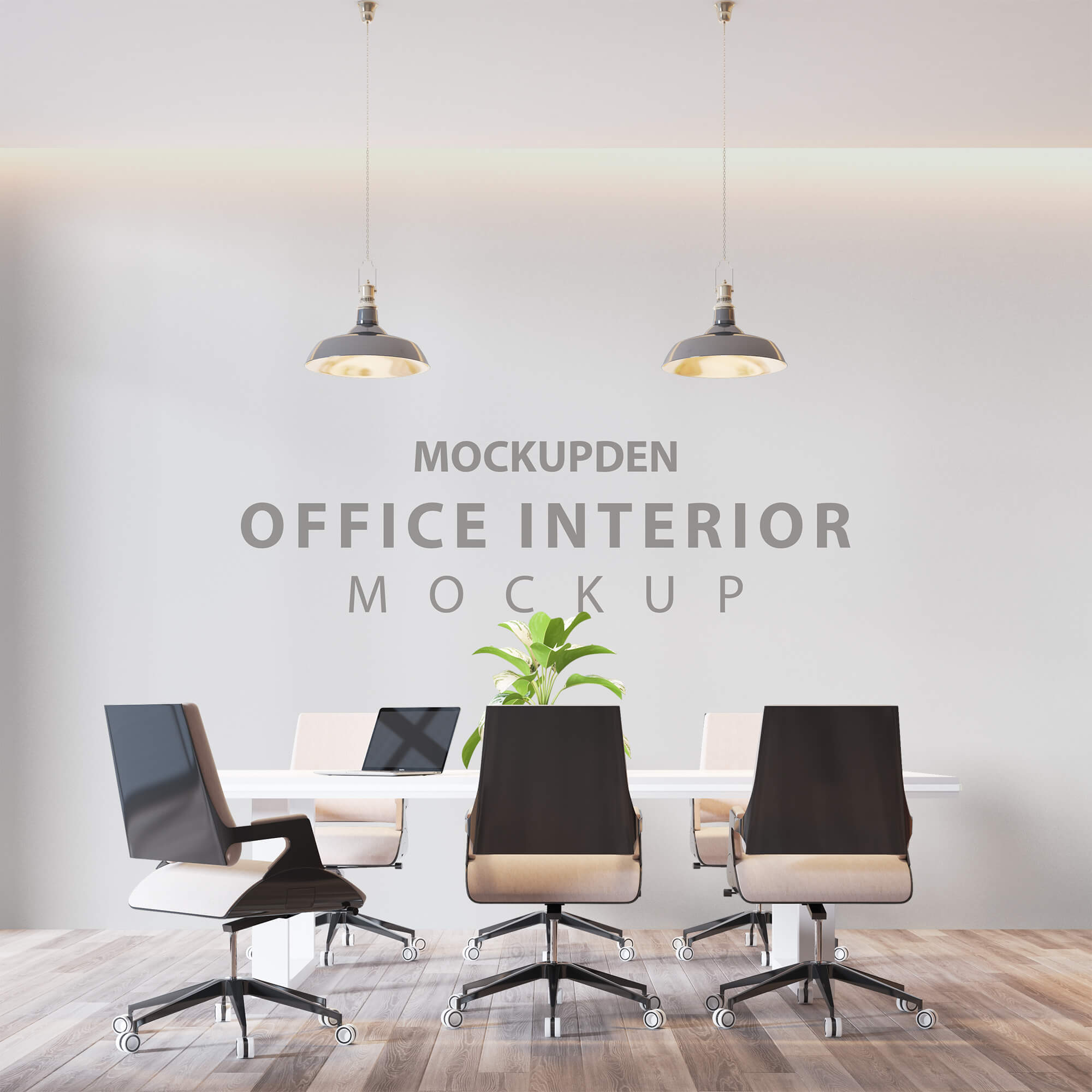 Free Office Interior Mockup PSD Template (1)