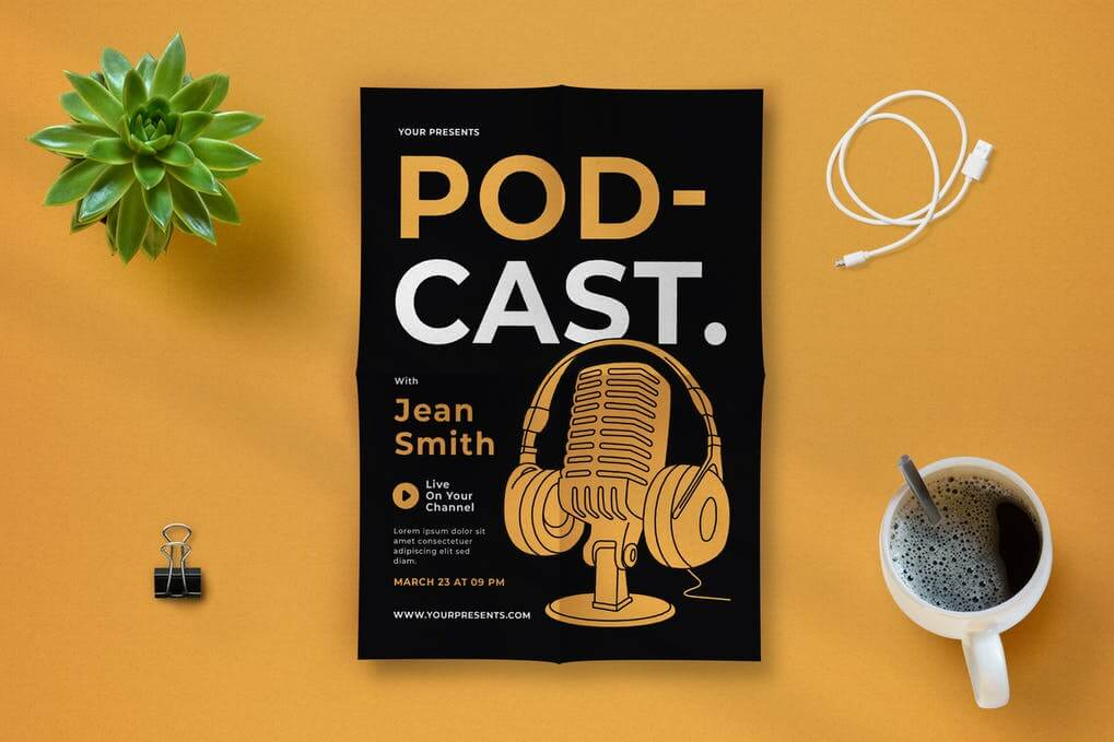 Podcast Flyer (1)