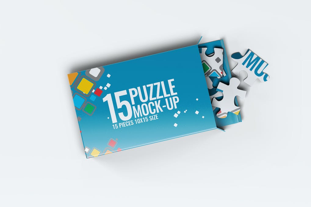 Puzzles Mock-Up
