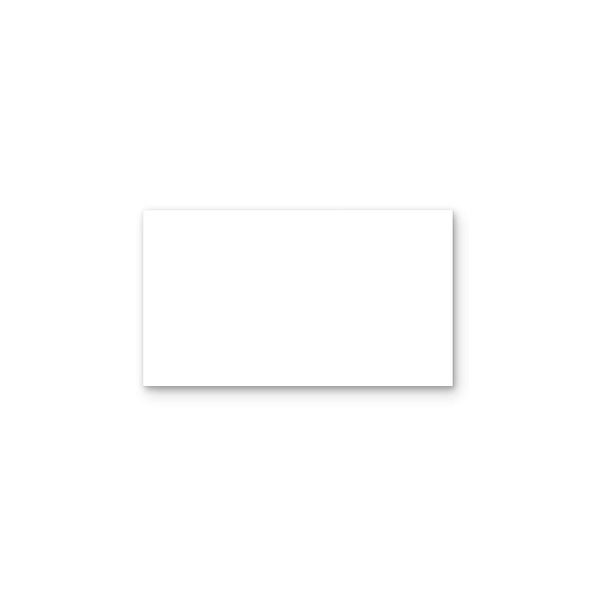 Blank Free Personal Card Mockup PSD Template