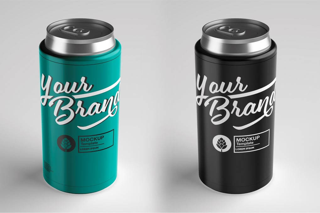 Can Cooler Mockup (1)