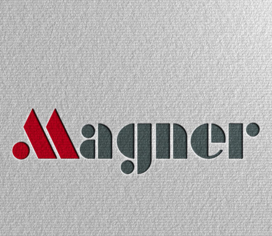 Free Textured Paper Logo Mockup PSD Template