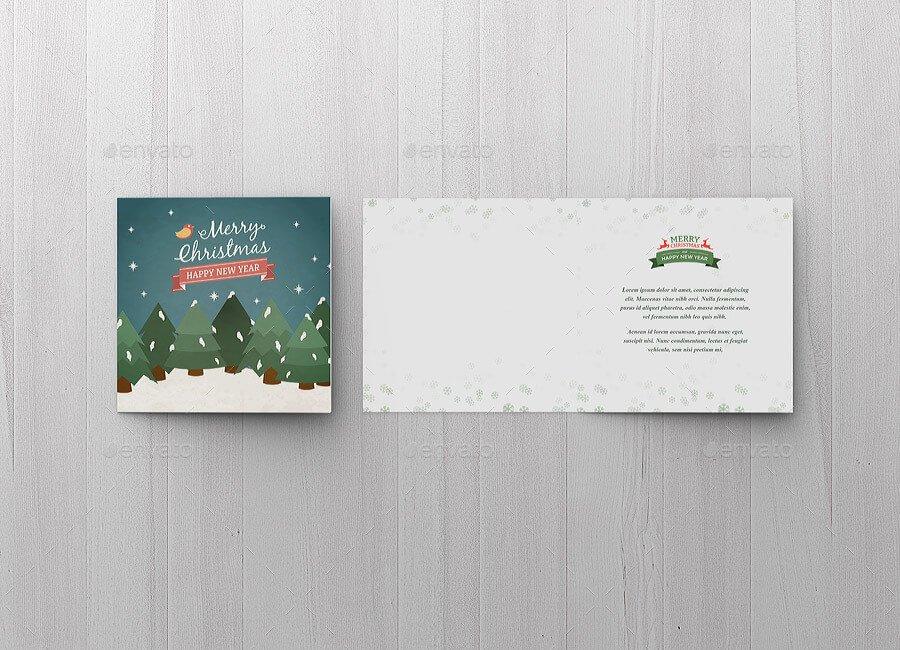Square Greeting Card Mockup (2)