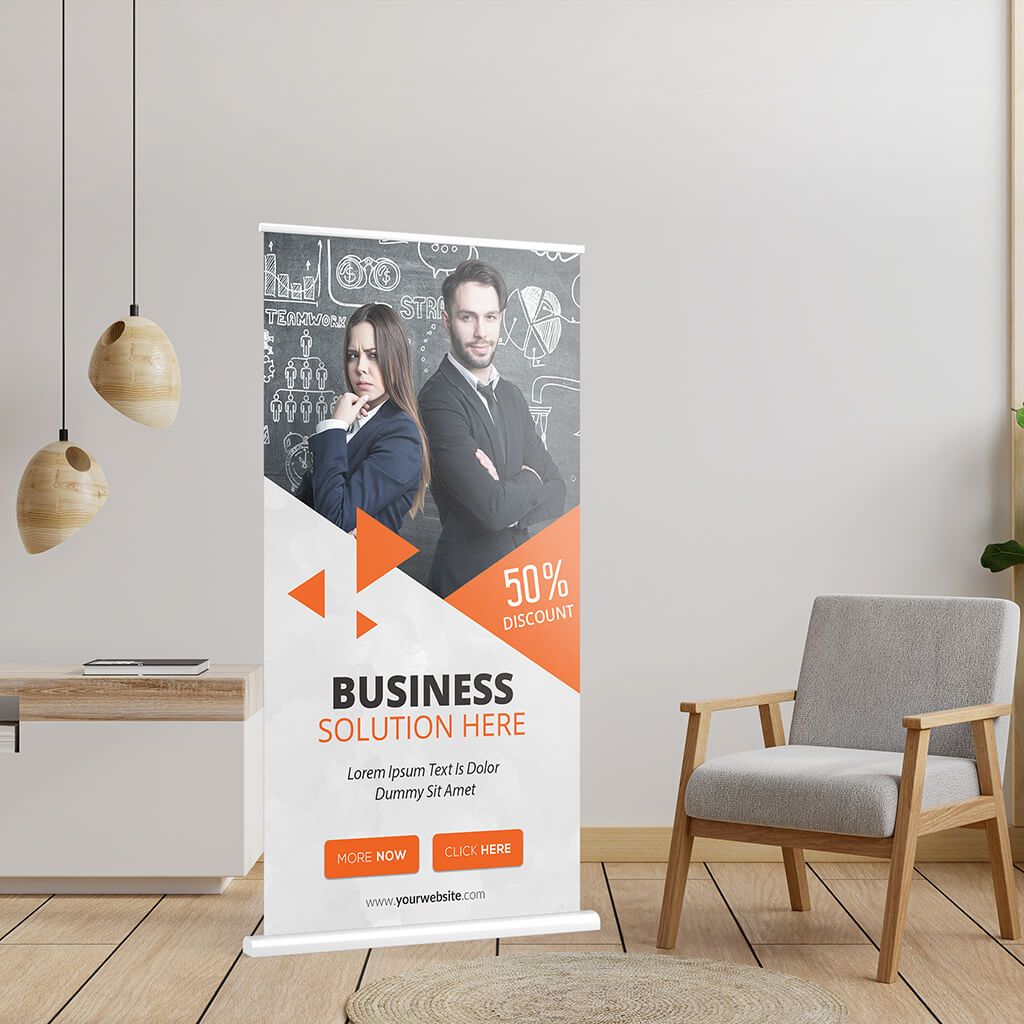 Free X Banner Mockup PSD Template (1)